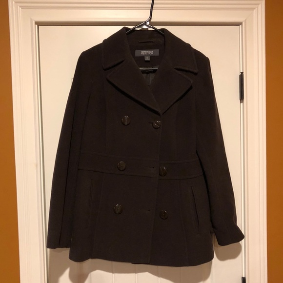 Kenneth Cole Reaction Jackets & Blazers - Kenneth Cole Peacoat